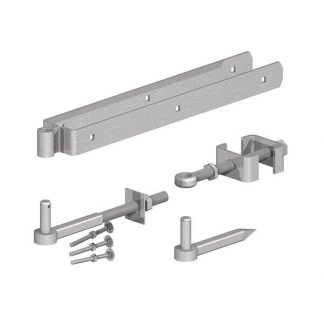 Field Gate Hinge Set