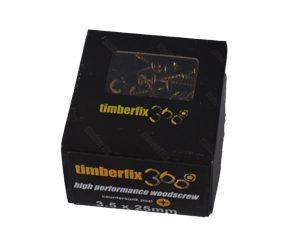 Timberfix 360 screws