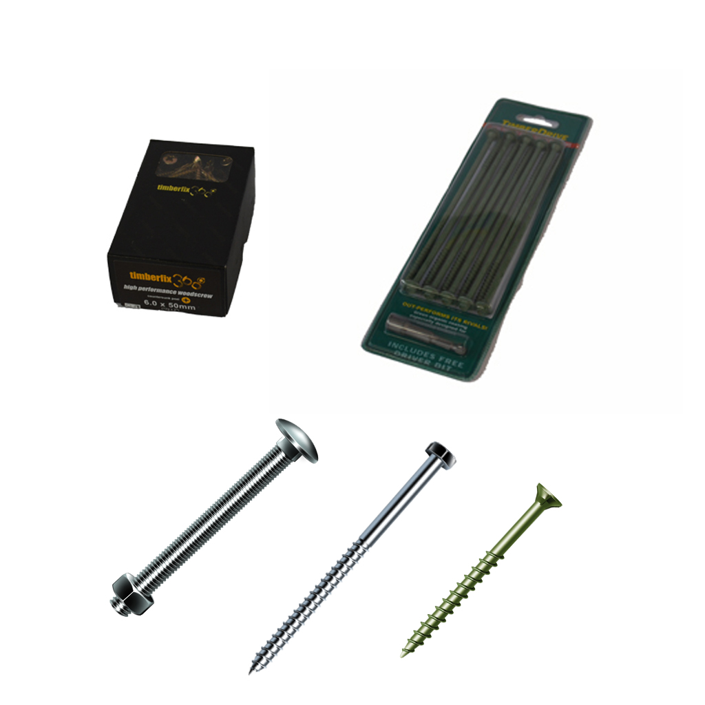 Screws & Fixings