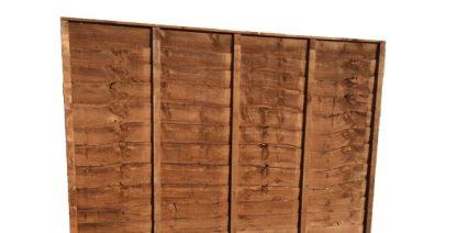 Lap Panel Back 4ft