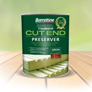 Timber End Cut Preserver Green